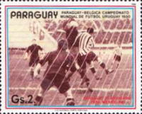 [Football World Cup - Mexico 1986, Typ DEL]