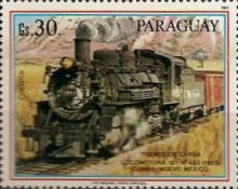 [Airmail - Freight Train Locomotives, Typ DFB]