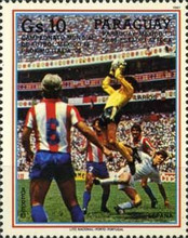 [Airmail - Football World Cup - Mexico 1986, type DHD]