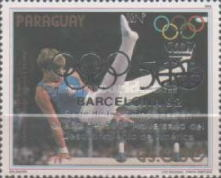 [Olympic Games - Barcelona, Spain (1992), and the 500th Anniversary of Discovery of America (1992), type DHL]