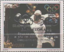 [Olympic Games - Barcelona, Spain (1992), and the 500th Anniversary of Discovery of America (1992), type DHN]