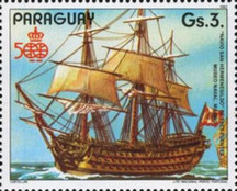[The 500th Anniversary of the Discovery of America, 1992, Typ DIU]