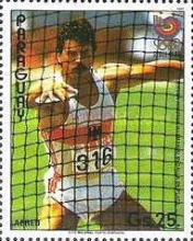[Airmail - Olympic Games - Seoul, Korea 1988, type DJP]