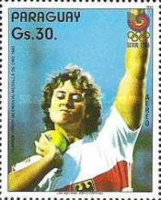 [Airmail - Olympic Games - Seoul, Korea 1988, type DJQ]