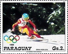 [Winter Olympic Games - Calgary, Canada, type DLD]