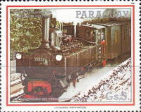 [Airmail - The 150th Anniversary of Railroad in Austria, Typ DLI]