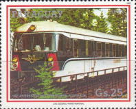 [Airmail - The 150th Anniversary of Railroad in Austria, Typ DLL]