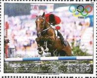 [Olympic Games - Seoul, Korea, Typ DMB]