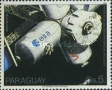 [Airmail - Space Travel, Typ DMC]