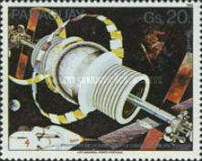 [Airmail - Space Travel, Typ DME]