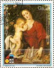 [Christmas - The 750th Anniversary of Berlin - Paintings, Typ DMJ]