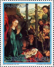 [Christmas - The 750th Anniversary of Berlin - Paintings, Typ DMM]