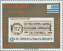 [Airmail - History of Football World Cup, Typ DNN]