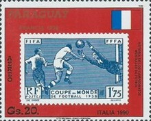 [Airmail - History of Football World Cup, Typ DNP]