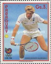 [Olympic Games - Seoul, Korea - Tennis, Typ DOC]
