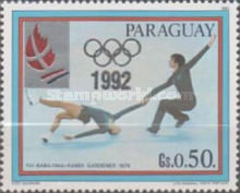 [Winter Olympic Games - Albertville, France 1992, Typ DPA]