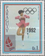 [Winter Olympic Games - Albertville, France 1992, Typ DPB]