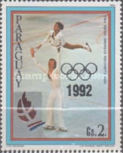 [Winter Olympic Games - Albertville, France 1992, Typ DPC]