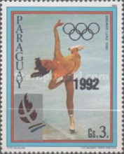 [Winter Olympic Games - Albertville, France 1992, Typ DPD]