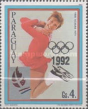 [Winter Olympic Games - Albertville, France 1992, Typ DPE]