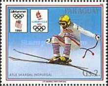 [Winter Olympic Games - Lillehammer, Norway, Typ DQR]