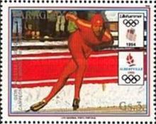 [Winter Olympic Games - Lillehammer, Norway, Typ DQS]