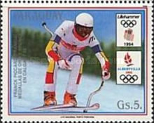 [Winter Olympic Games - Lillehammer, Norway, Typ DQT]