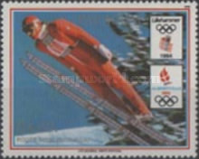 [Winter Olympic Games - Lillehammer, Norway, Typ DQU]