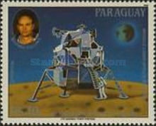 [Airmail - The 20th Anniversary of First Manned Moonlanding, Typ DQW]
