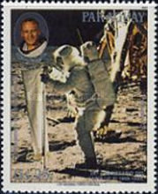 [Airmail - The 20th Anniversary of First Manned Moonlanding, Typ DQY]