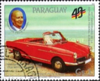 [The 40th Anniversary of the Federal Republic of Germany, Typ DRT]