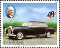 [The 40th Anniversary of the Federal Republic of Germany, Typ DRV]