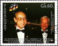 [The 40th Anniversary of the Federal Republic of Germany, Typ DRX]