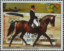 [Olympic Games - Barcelona, Spain 1992 - The 100th Anniversary of Modern Olympic Sport, Typ DTE]