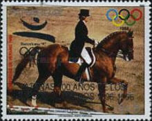 [Olympic Games - Barcelona, Spain 1992 - The 100th Anniversary of Modern Olympic Sport, Typ DTE1]