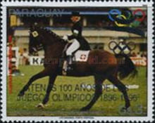[Olympic Games - Barcelona, Spain 1992 - The 100th Anniversary of Modern Olympic Sport, Typ DTE2]