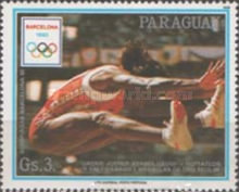 [Olympic Games - Barcelona, Spain 1992, Typ DUD]