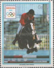 [Olympic Games - Barcelona, Spain 1992, Typ DUE]