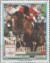 [Olympic Games - Barcelona, Spain 1992, Typ DUF]