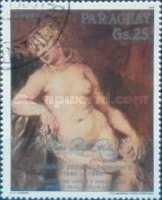 [Airmail - The 350th Anniversary of the Death of Peter Paul Rubens, 1577-1640, Typ DUK]