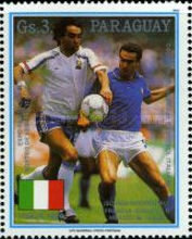[Football World Cup - Italy, Typ DUO]