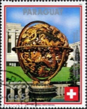 [The 700th Anniversary of Swiss Confederation, Typ DVJ]