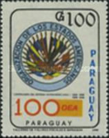 [The 100th Anniversary of Organization of American States, Typ DVV]