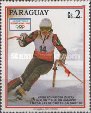 [Winter Olympic Games - Albertvill, France 1992, Typ DVY]