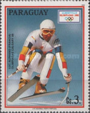 [Winter Olympic Games - Albertvill, France 1992, Typ DVZ]