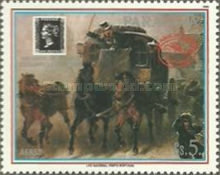 [Airmail - Post Carriages, Typ DWD]