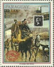 [Airmail - Post Carriages, Typ DWE]
