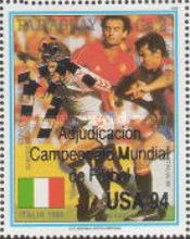 [Awarding the 1994 Football World Cup to the U.S.A., type DXU]