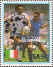 [Awarding the 1994 Football World Cup to the U.S.A., type DXV]