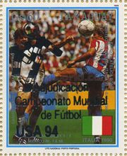 [Awarding the 1994 Football World Cup to the U.S.A., type DXX]